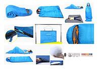 Спальный мешок KingCamp Oasis 250 L Blue
