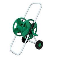 Катушка на колесах для поливочного шланга 20-30м Garden