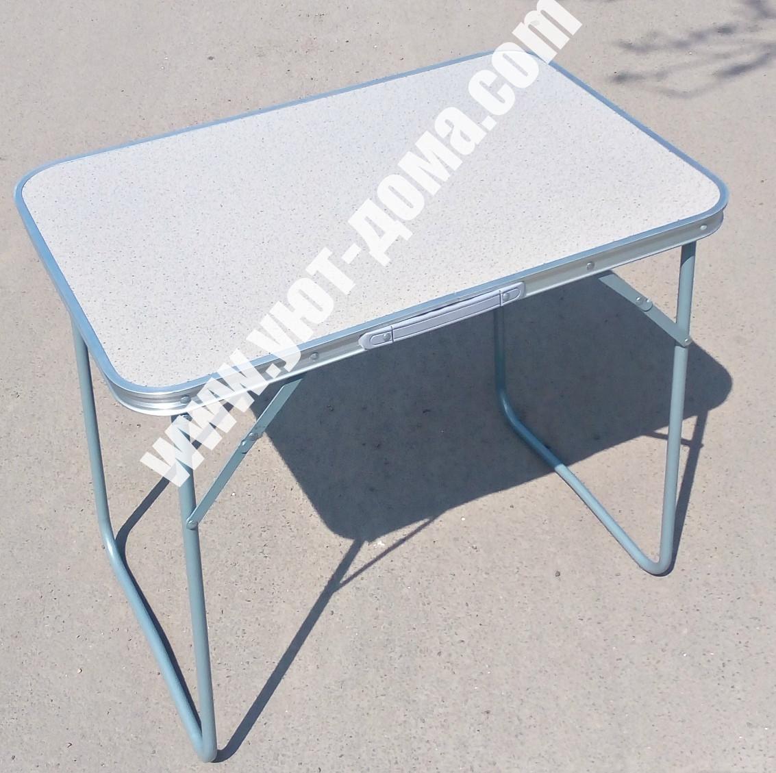 Стол чемодан без стульев