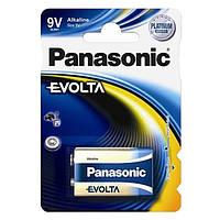 Батарейки Panasonic EVOLTA крона 6LR61