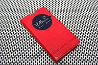 Кожаный чехол книжка Momax для LG L Bello Dual D335 красный
