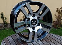 Литые диски R16 6x139.7, купить литые диски на TOYOTA HIACE HILUX, авто диски ТОЙОТА