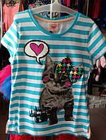 Детская футболка для девочки на 2 , 3 года