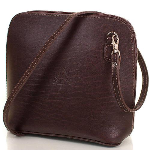 Стильная кожаная женская сумка-клатч MYKHAIL IKHTYAR (МИХАИЛ ИХТЯР) MI6723
