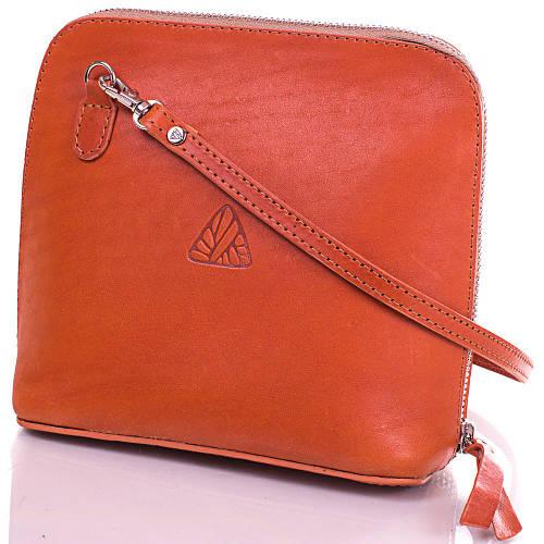 Женская стильная кожаная сумка-клатч MYKHAIL IKHTYAR (МИХАИЛ ИХТЯР) MI6722
