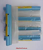 Профессиональный двухсторонний силиконовый сгон для воды MAXI BLADE.