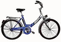 Складной подростковый городской дорожный велосипед Ardis Fold ck 20 , ус. рама,с освещением
