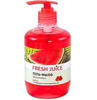 Fresh Juice жидкое крем мыло с дозатором Арбуз  460 мл