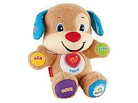 """Мягкая игрушка """"Умный щенок"""" с технологией Smart Stages DKK14 Fisher-Price (укр.)"""