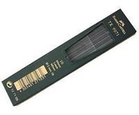 Грифель для механического карандаша 2.0мм 3В 10шт в пенале 130мм