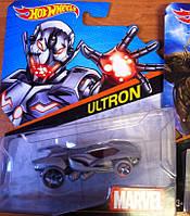 Автомодель металлическая Hot Wheels Марвел BDM71 Mattel