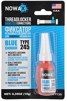 Фиксатор резьбы синий Nowax Threadlocker Blue