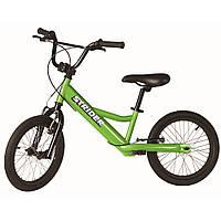 Велосипед без педалей Strider 16 Sport bmx, Green (STR)
