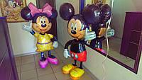 Ходячая фигура Минни Маус на День рождения