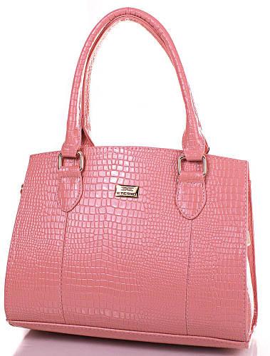Сумка женская из качественной искусственной кожи Eterno (Этерно) ETMS35279-13 розовая