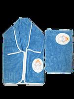 Плед-трансформер детский на молнии и кнопках с наволочкой для подушки.