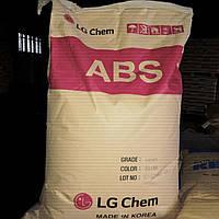 Пластик АБС LG ABS HF380 9001 черный цвет, фото 1