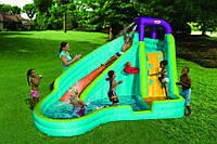 Надувной игровой центр с мини-бассейном Little Tikes 632914