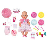 Кукла интерактивная Baby Born День рождения Zapf Creation 822036