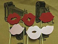 Аксессуары губы (набор 12 шт.) (код 04855)