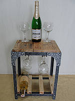 Подставка для вина LoftStyle (арт.054)