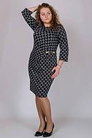 Стильное платье размеры 48.50.52.54.56