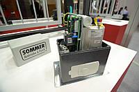 Автоматика для откатных ворот Sommer SM 40 T (полный комплект)