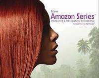"""Миттєве кератинове Біо-відновлення для всіх типів волосся Amazone Series, салон-перукарня """"Доміно"""""""