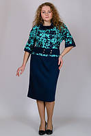 Нарядное платье размеры 52.54.56.58