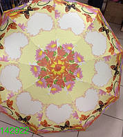 "Зонт женский, автомат ""Amico"", 8 спиц, 3 сложения, №333. Цена розницы 366 гривен."
