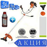 Бензокоса (мотокоса) Карпаты КБТ-4500 проф + масло