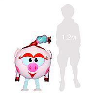 Ходячая фигура Нюша Смешарики на День рождения