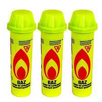 Газ для заправки зажигалок очищенный (Желтый)
