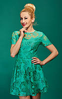 Очень красивое платье из органзы