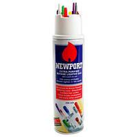 Газ для заправки зажигалок высокой очистки Newport 250 мл (Англия)
