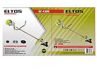 Профессиональная бензокоса Eltos БГ-4300 Profi