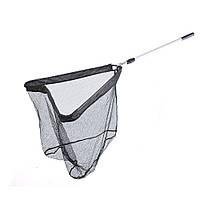 Подсак складной телескопический  Flagman Landing Net Sandwich Mesh