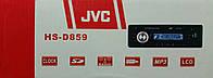Автомагнитола cd,dvd,usb JVC 859
