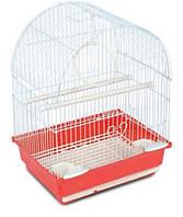 Клетка ЮниЗоо для птиц цинк 30х23х39 см.