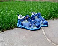 Детская обувь сандали босоножки на мальчика 21, 23р