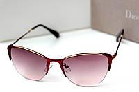 Очки женские солнечные Sepori Lady красные, магазин очков