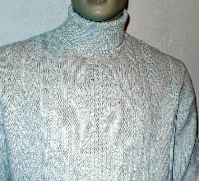Купить шерстяной джемпер мужской доставка