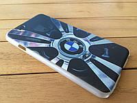 Пластиковый чехол-накладка BMW M series для iPhone 6/6s