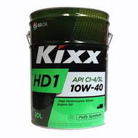 Масло KIXX HD 10w40 CG-4 20л
