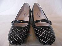 Туфли детские для девочек, школьные, классические