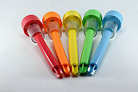 Газонный светильник на солнечной батарее PL 242 NEW (цветные)