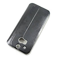 Чехол-книжка для HTC One M8 Чёрный Mofi