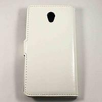 Чехол-книжка для Lenovo S860 Белый Book Cover