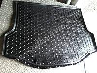 Коврик в багажник TOYOTA RAV4 2013-2016- гг. с докаткой (AVTO-GUMM) пластик+резина