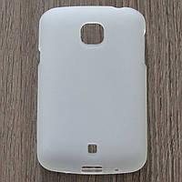 Чехол-крышка для LG L20 D105 Белый Silicon